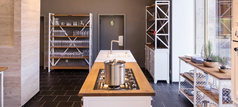 Authentic Kitchen Showroom 1