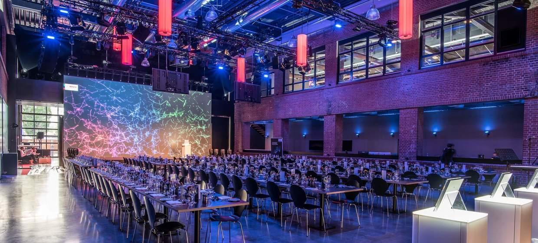 GOLDBERGWERK - Raum für Events 1