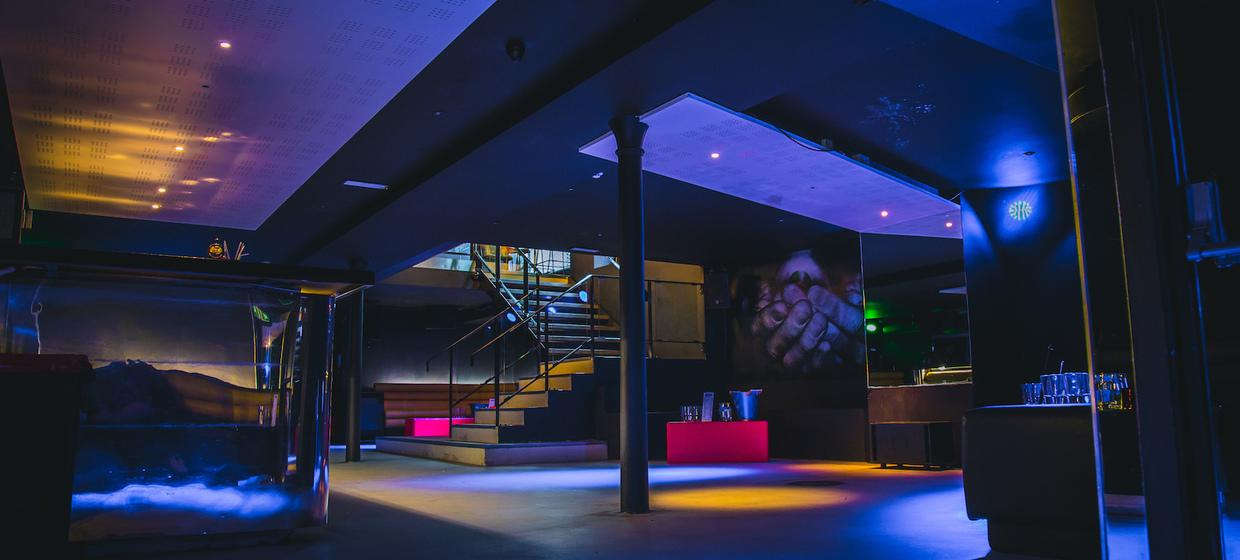A bold and unique venue in the heart of East London 1