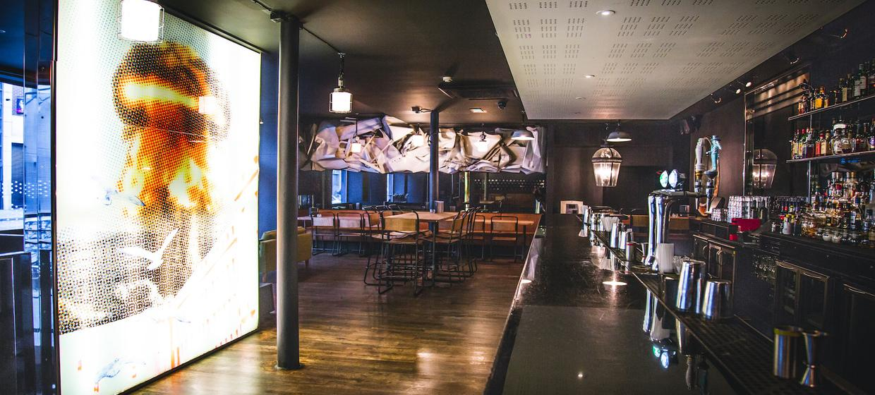 A bold and unique venue in the heart of East London 5
