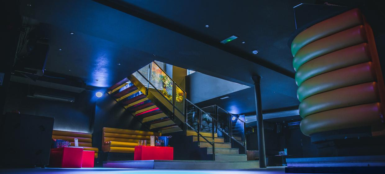 A bold and unique venue in the heart of East London 6