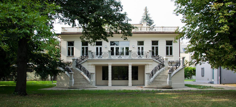 Klimt Villa Wien 1