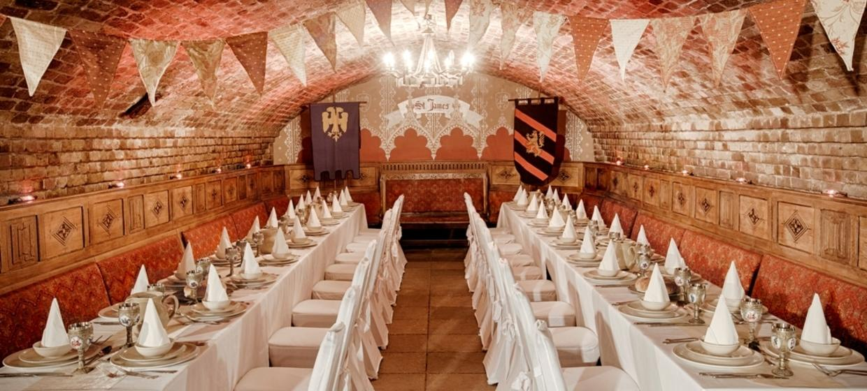 An exclusive historic cellar space   2