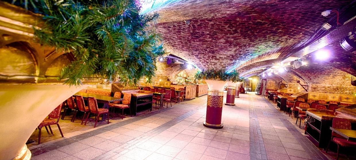 An exclusive historic cellar space   1