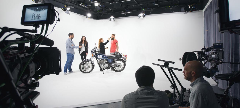 Drehmoment Film Studio 2