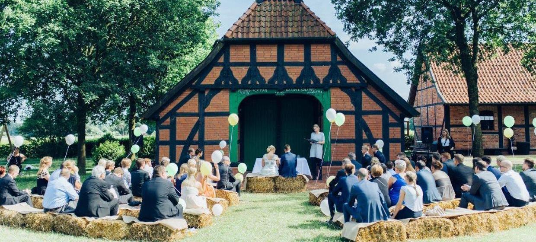 Heiraten auf dem Hof Frien 2