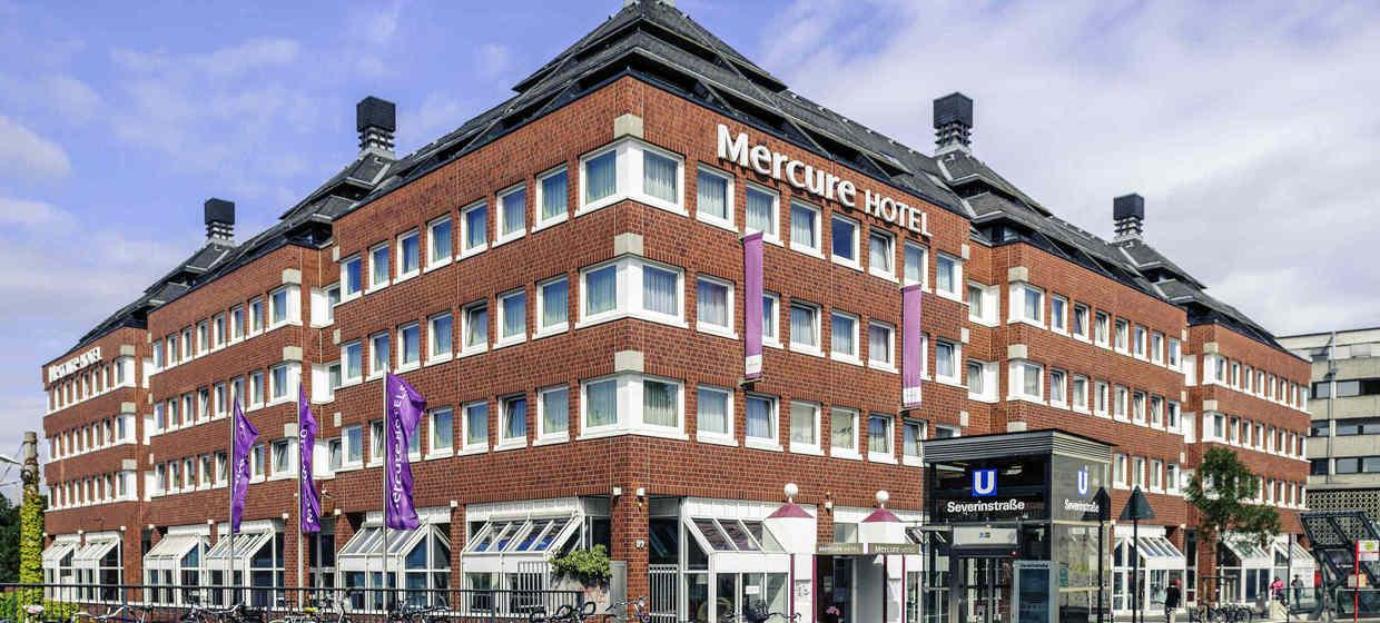Mercure Hotel Severinshof Köln City 9