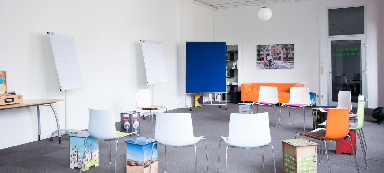Seminar Lounge Friedrichshain 2