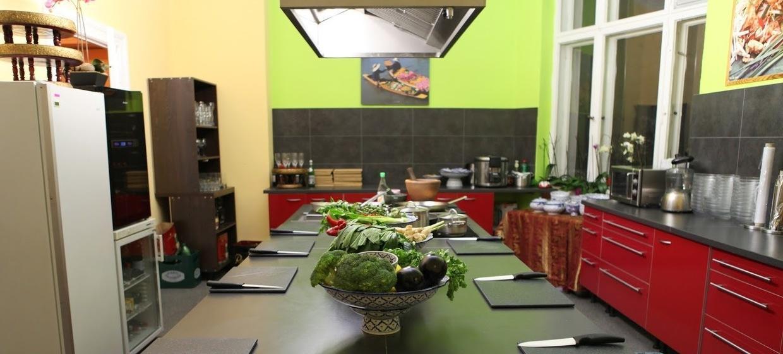 Thai Kochschule Berlin & DAO by Meo Thai-Restaurant 5