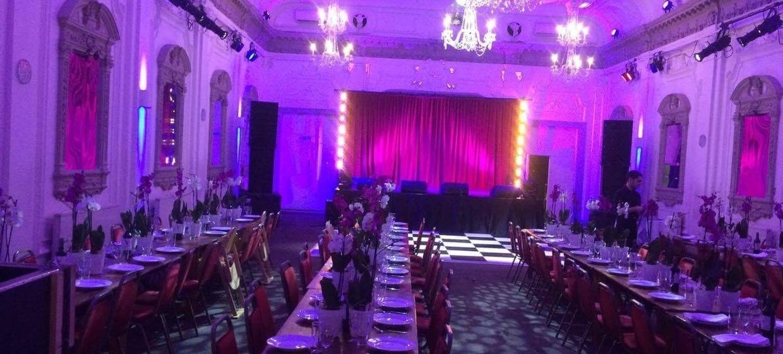 Beautiful Edwardian Dance Hall  4