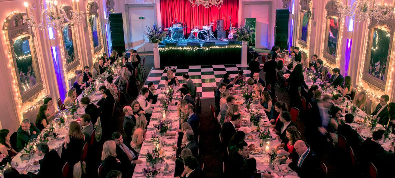 Beautiful Edwardian Dance Hall  1