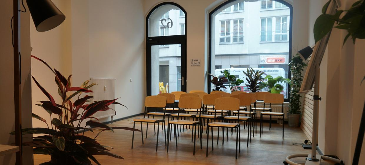 Networking meets Coworking 1
