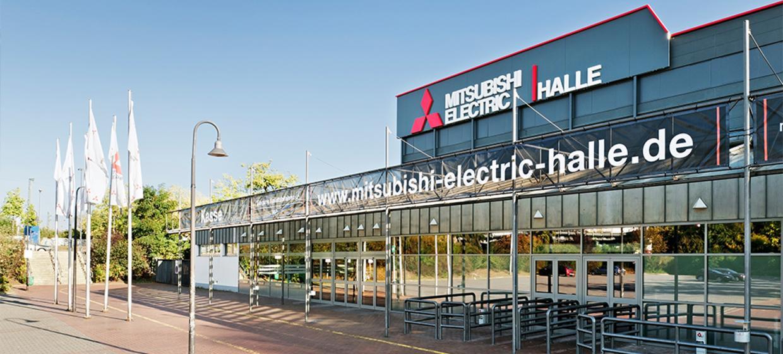 Mitsubishi Electric HALLE 10