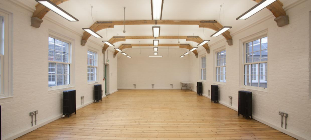 Brand new venue and meeting space 1