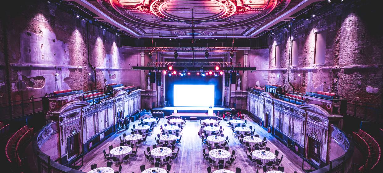 A Truly Iconic and versatile event space  14