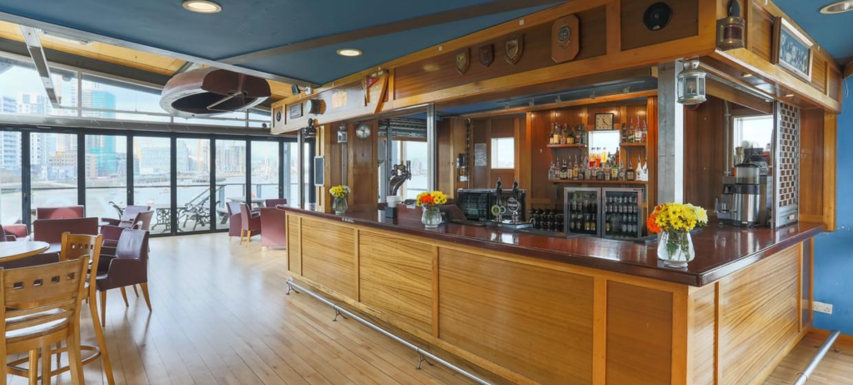 Purpose Built Event space with panoramic river views 7