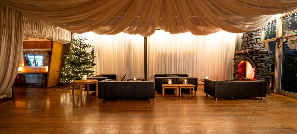 Purpose Built Event space with panoramic river views 9