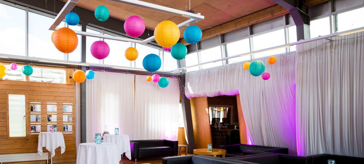 Purpose Built Event space with panoramic river views 10