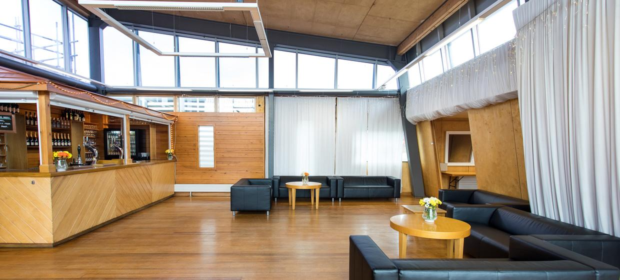 Purpose Built Event space with panoramic river views 16