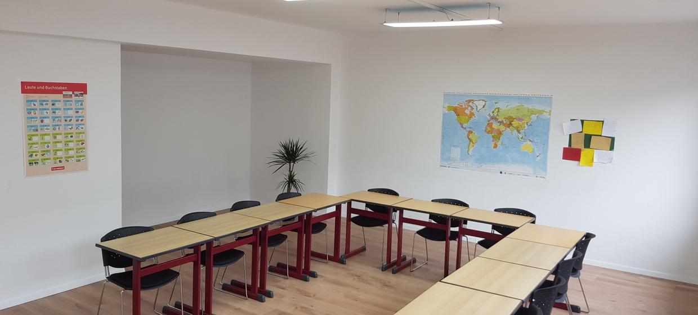 Meetingraum für kreatives Arbeiten 1