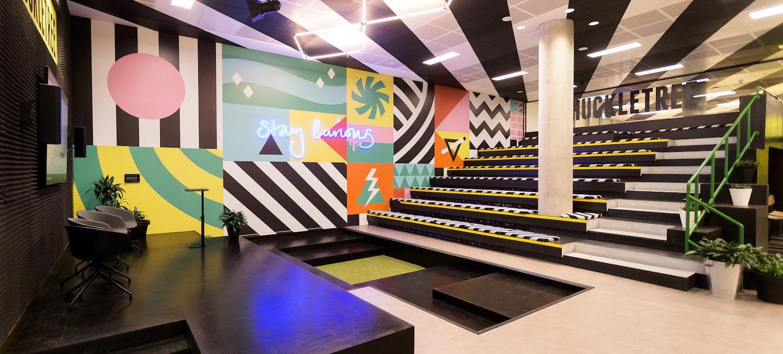 Inspiring event spaces  1