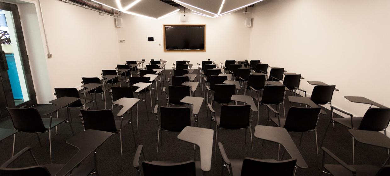 Inspiring Event Spaces & Meeting rooms in East London 4