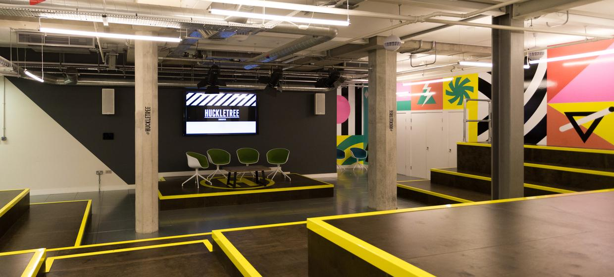 Inspiring Event Spaces & Meeting rooms in East London 7