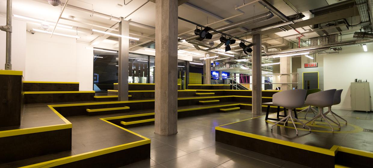 Inspiring Event Spaces & Meeting rooms in East London 9