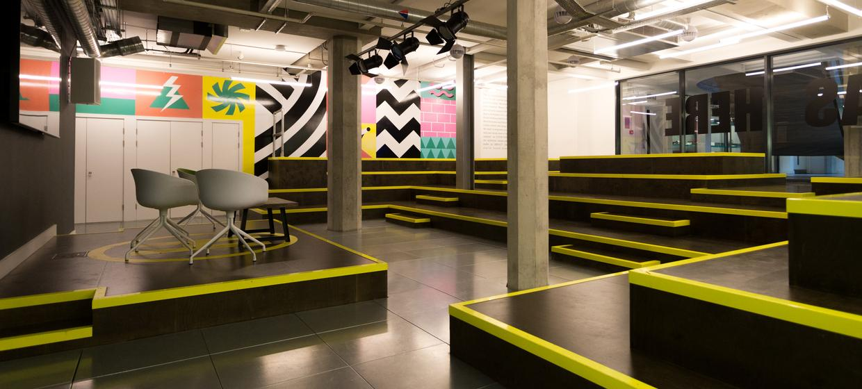 Inspiring Event Spaces & Meeting rooms in East London 3