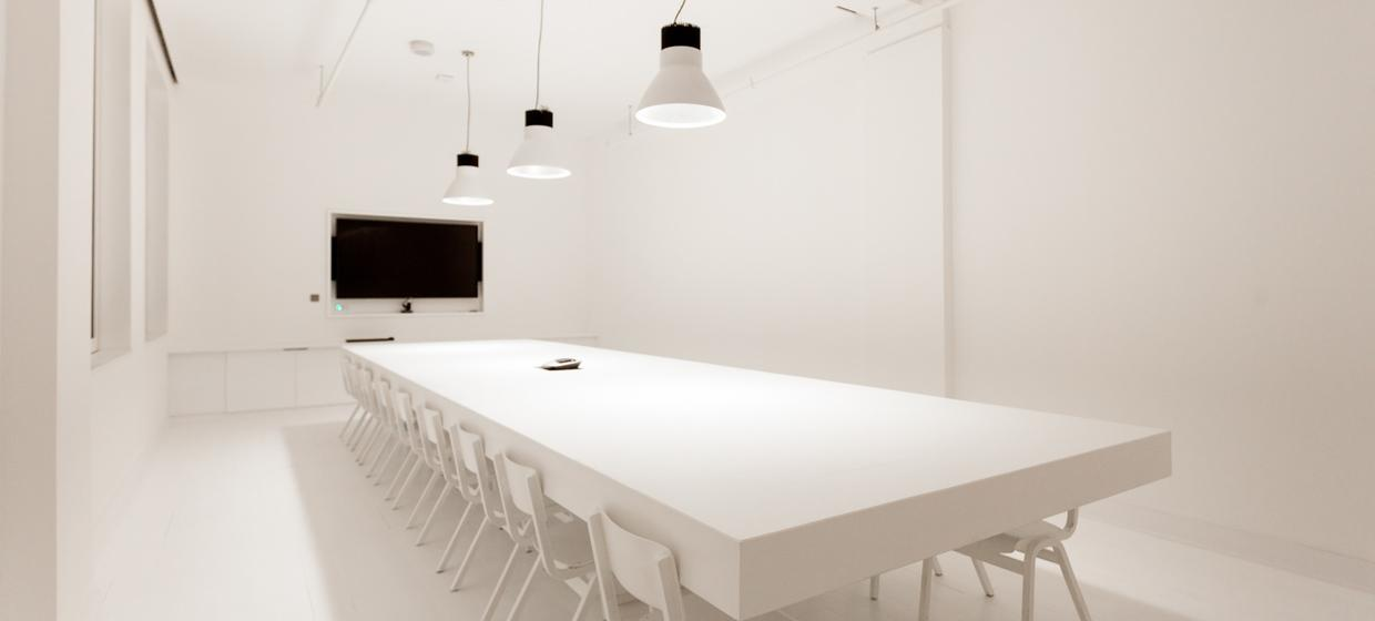 Inspiring Event Spaces & Meeting rooms in East London 1