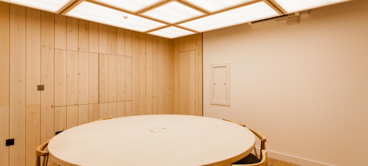 Inspiring Event Spaces & Meeting rooms in East London 10