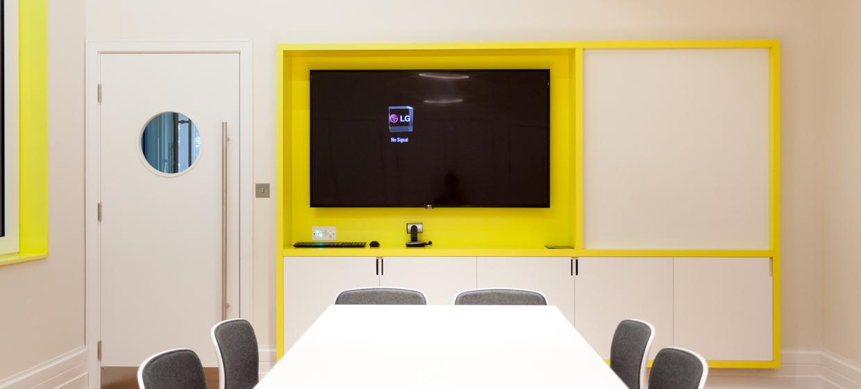 Inspiring Event Spaces & Meeting rooms in East London 12