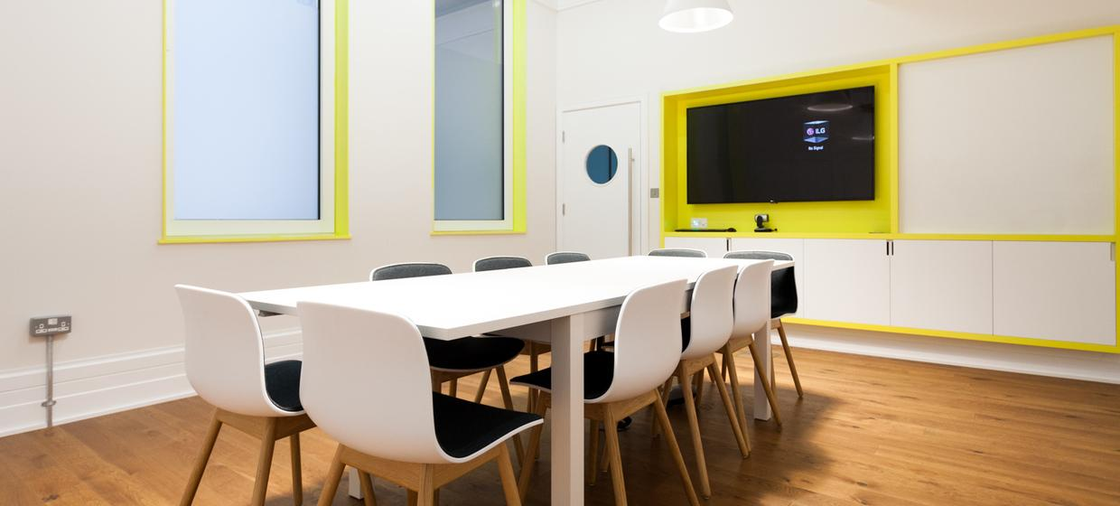 Inspiring Event Spaces & Meeting rooms in East London 13