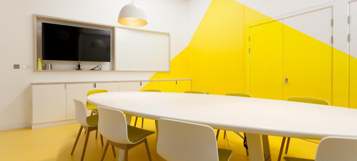 Inspiring Event Spaces & Meeting rooms in East London 14