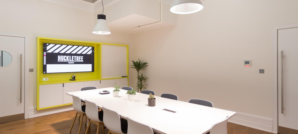 Inspiring Event Spaces & Meeting rooms in East London 15