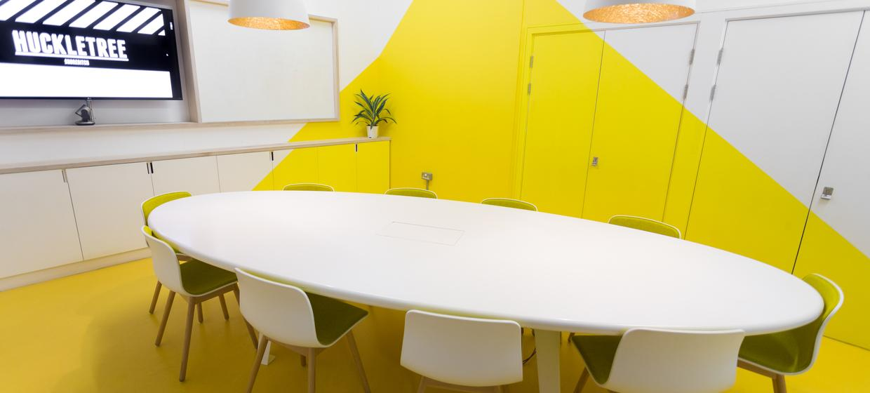 Inspiring Event Spaces & Meeting rooms in East London 2