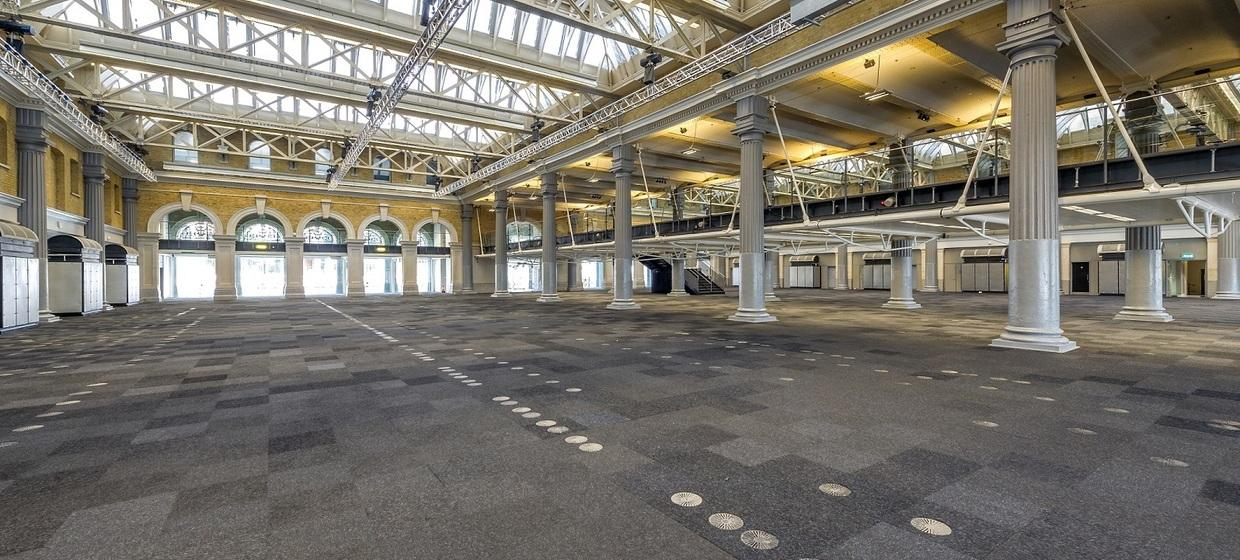 Grade II listed event space in an iconic City setting 11