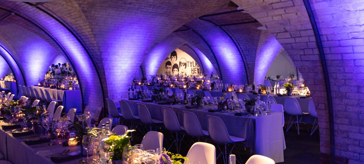 Grade II listed event space in an iconic City setting 14