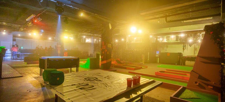 Team Fun Event Space  14