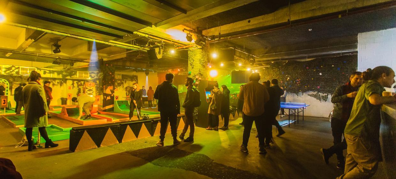 Team Fun Event Space  19