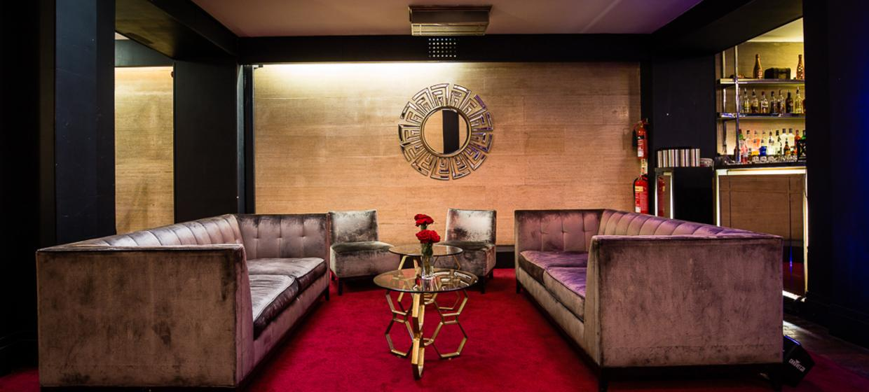 London's Opulent Art Deco Venue  10