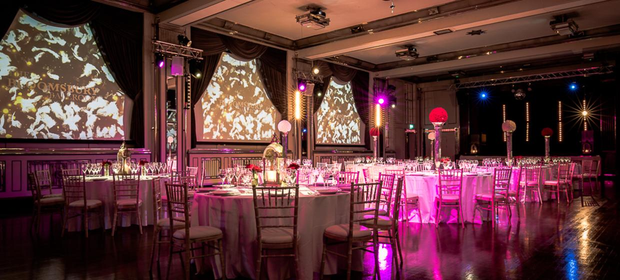 London's Opulent Art Deco Venue  15