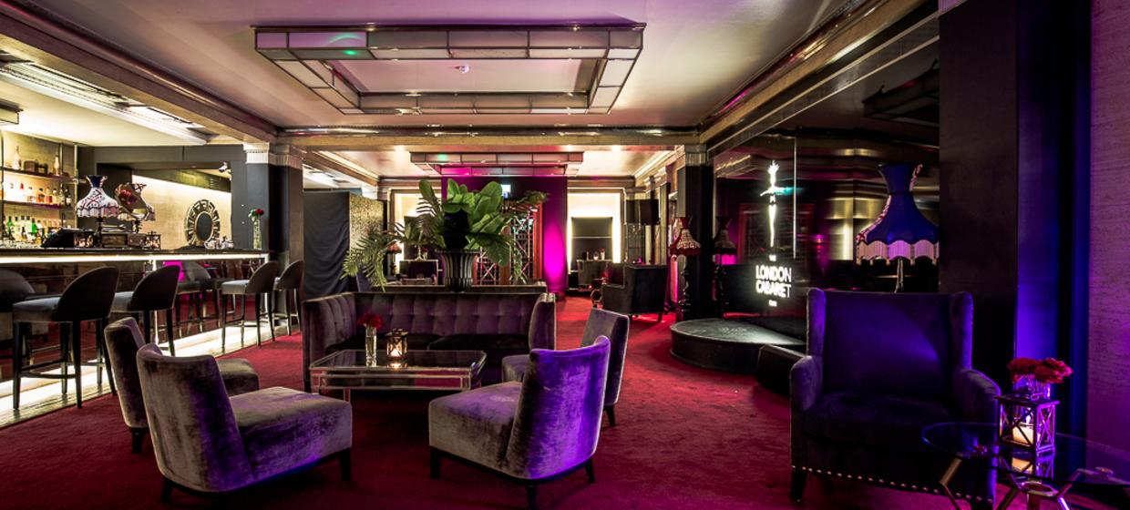 London's Opulent Art Deco Venue  17