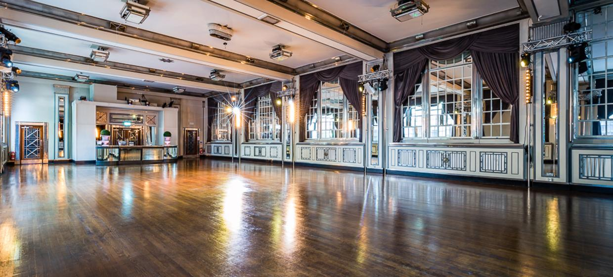 London's Opulent Art Deco Venue  1
