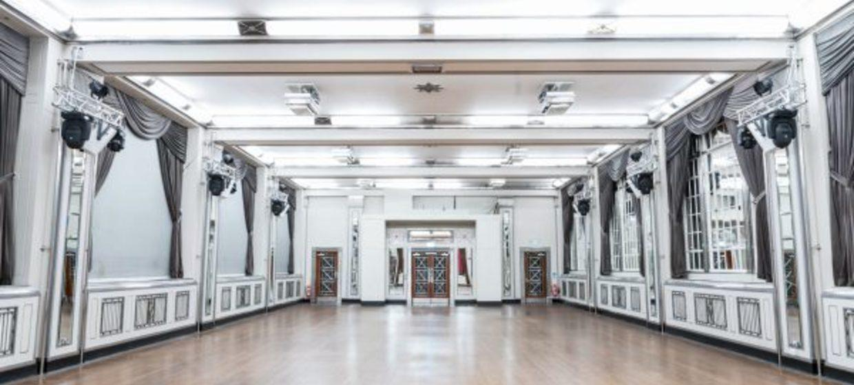 London's Opulent Art Deco Venue  20