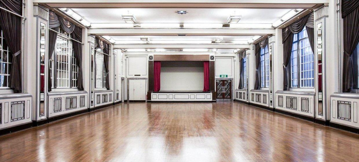 London's Opulent Art Deco Venue  21