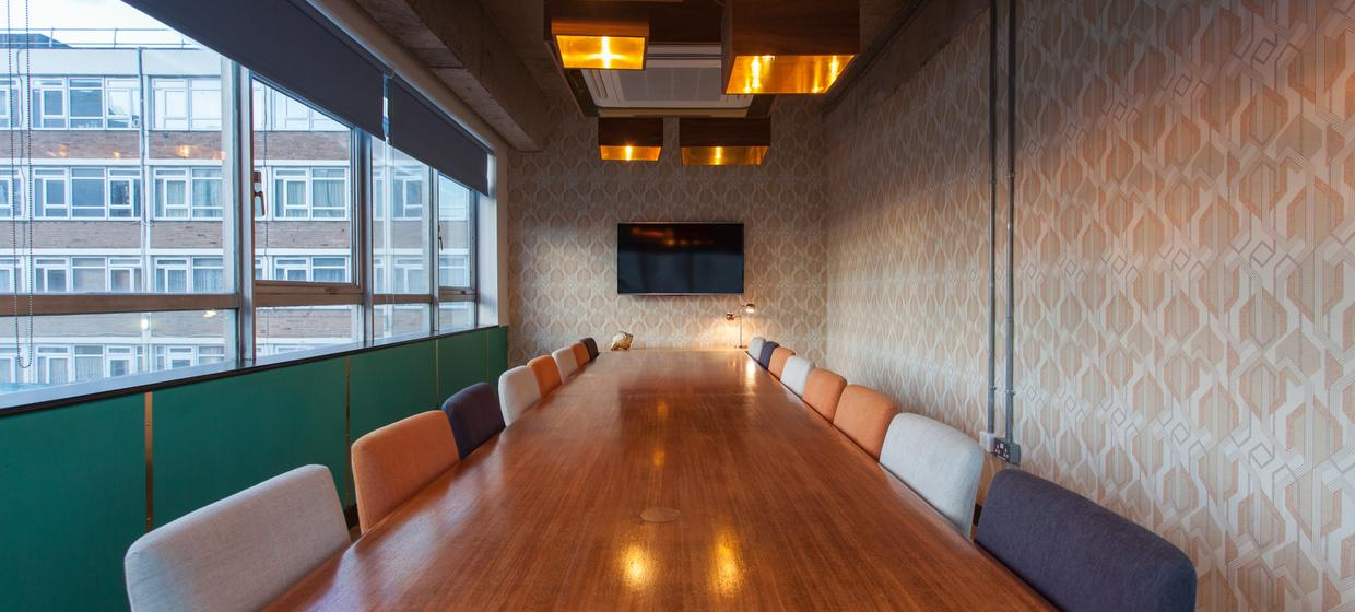 Innovative Meetings Rooms and Spaces  2