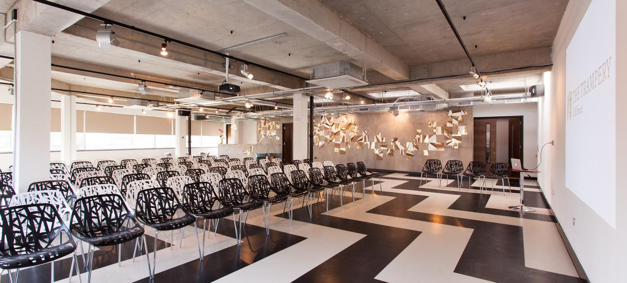 Innovative Meetings Rooms and Spaces  1