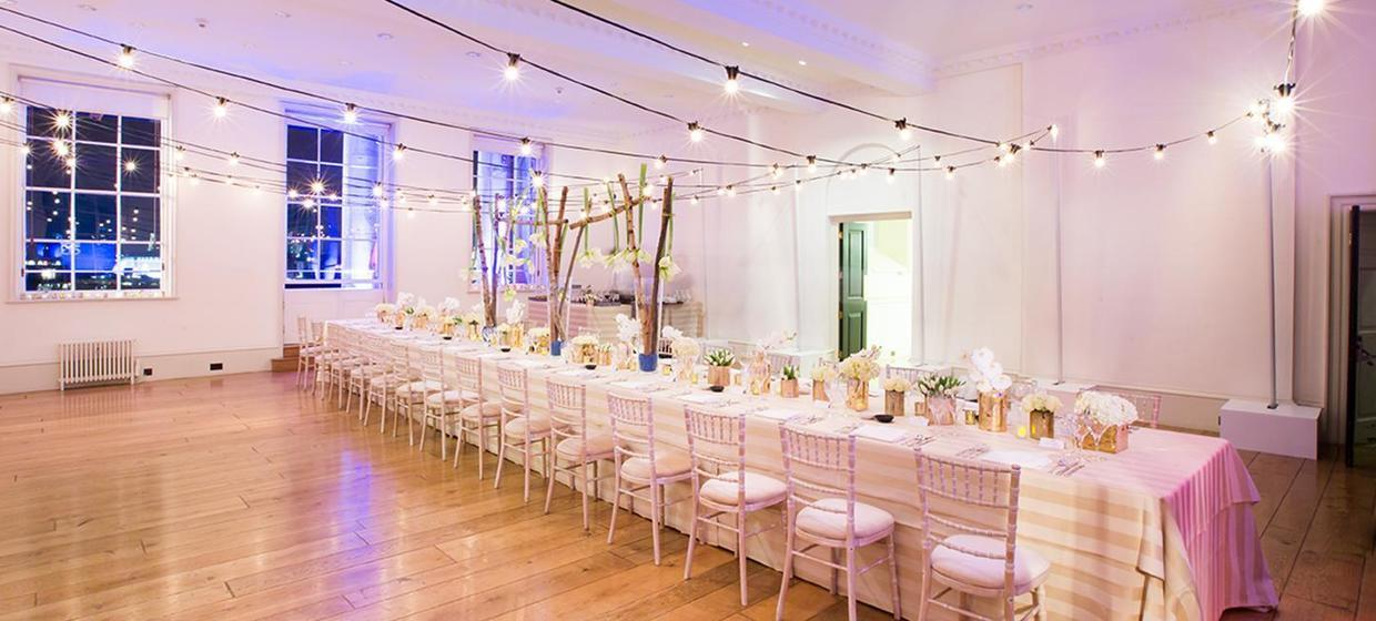 A spectacular Neo-classical event space 5