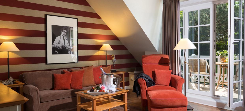 Relais & Chateaux Hotel Landhaus Stricker 9